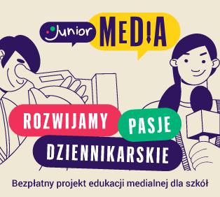 JUNIOR MEDIA i tworzysz gazetę!